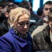 Селин и Безус встретились с болельщиками  — Фото
