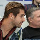 Вида и Велозу встретились с болельщиками (Фото)