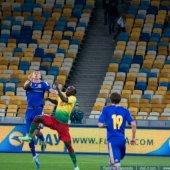 \»Украина\» 0:0 \»Камерун\» — 02 июня 2013г. — Фото