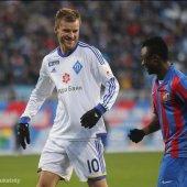 \»Арсенал Киев\» 0:2 \»Динамо К\» — 20 октября 2013г. — Фото