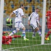 \»Динамо Киев\» 3:0 \»Тун\» — 24 октября 2013г. — Фото