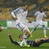 \»Динамо Киев\» 3:0 \»Говерла\» — 24 ноября 2013г — Фото