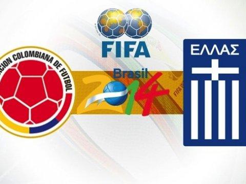 Коста-Рика – Греция. ЧМ-2014. 1/8 финала