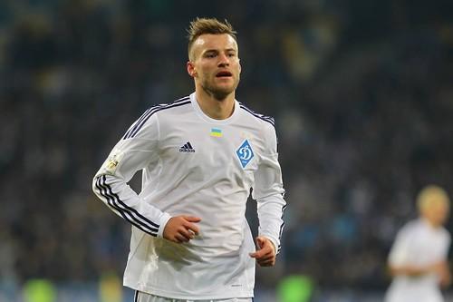 Ярмоленко признан лучшим игроком Динамо в 2017 году