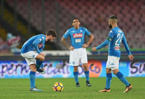 Аталанта обыграла Наполи и вышла в полуфинал Кубка Италии
