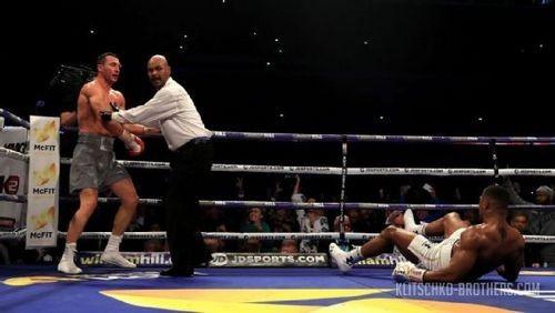 ESPN: Бой Кличко с Джошуа — лучший в 2017 году