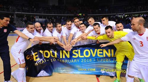 ЧЕ-2018: сборная Сербии первой определилась с окончательной заявкой