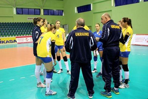 Юноши сборной Украины победили Грузию, а девушки — Грецию