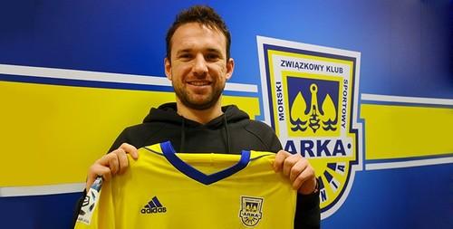 ОФИЦИАЛЬНО: Богданов подписал контракт с Аркой