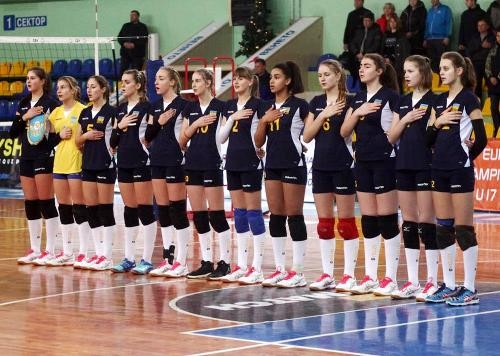 Женская сборная Украины U-17 пробилась в финальный этап Евро-2018