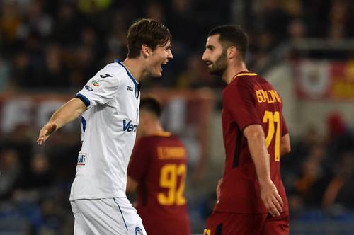 Рома — Аталанта — 1:2. Видеообзор матча