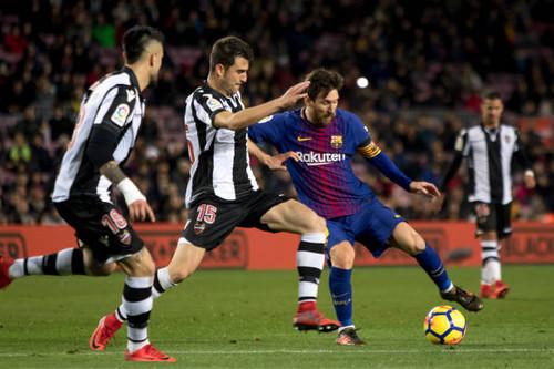 Барселона — Леванте — 3:0. Видеообзор матча