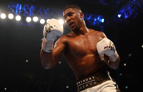 Джошуа получит 15 миллионов фунтов за бой с Паркером