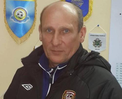 Еще одним ассистентом Свиркова в Вересе стал Юрий Панфилов