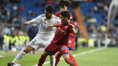 Реал Мадрид — Нумансия — 2:2. Обзор матча
