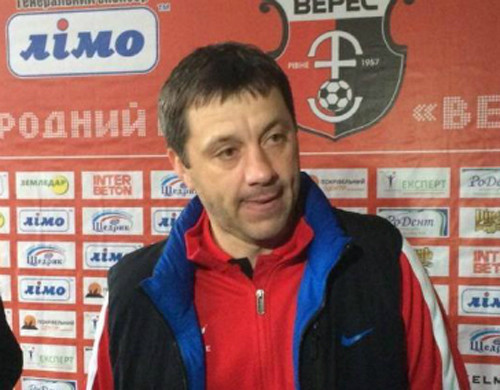 ВИРТ: «Два дня уговаривал руководство Вереса не трогать Федорчука»