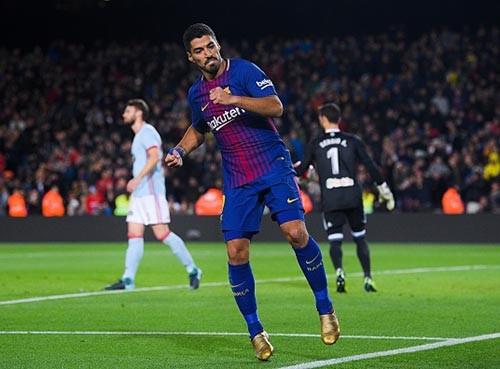 Барселона — Сельта — 5:0. Обзор матча