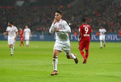 Байер — Бавария — 1:3. Обзор матча