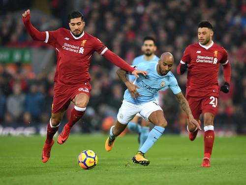 Ливерпуль — Манчестер Сити — 4:3. Видеообзор матча