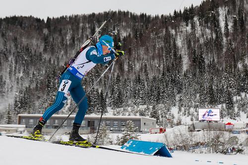 Состав сборной Украины на шестой этап КМ в Антхольце