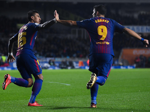 Реал Сосьедад — Барселона — 2:4. Видеообзор матча