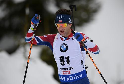 Бьорндален выступит на чемпионате Европы в Риднау
