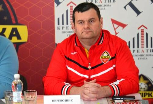 Директор Зирки: «О трансфере Пепе в ЦСКА пока речи не идет»