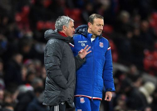 Манчестер Юнайтед - Сток Сити - 3:0. Обзор матча