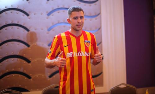 Волкан ДЕМИР: «Кравец увеличит шансы Кайсериспора в борьбе за титул»