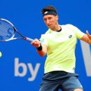 Стаховский вышел в четвертьфинал челленджера в Германии