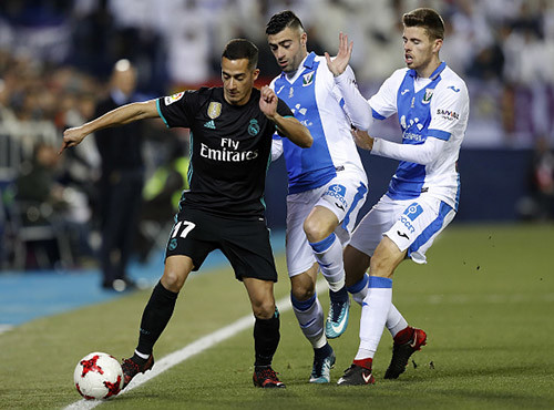 Леганес — Реал — 0:1. Обзор матча