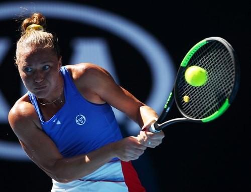 Australian Open. Бондаренко в третьем круге проиграла Рыбариковой