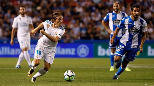 Реал Мадрид – Депортиво. Прогноз на матч чемпионата Испании 21.01.2018