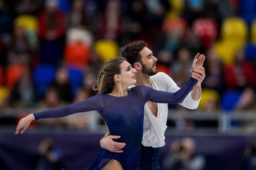 Пападакис и Сизерон выиграли чемпионат Европы с мировым рекордом