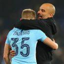 ГВАРДИОЛА: Зинченко имеет шанс остаться в Ман Сити в следующем сезоне