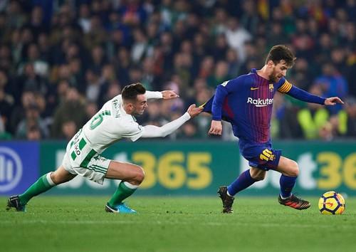 Реал Бетис — Барселона — 0:5. Обзор матча