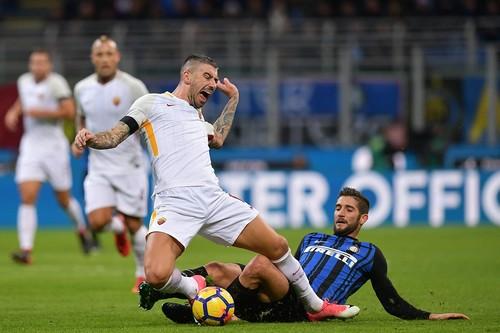 Интер - Рома - 1:1. Обзор матча