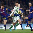 Реал Бетис — Барселона — 0:5. Видеообзор матча