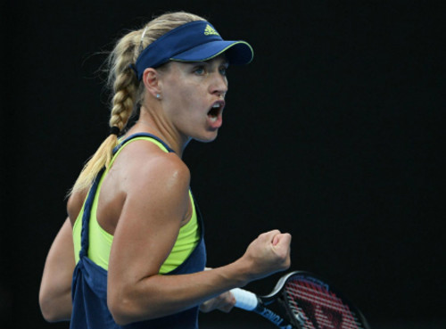 Australian Open. Кербер в тяжелом поединке одолела Су-Вей
