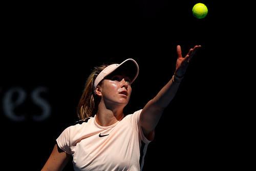 Australian Open. Свитолина – Мертенс. Смотреть онлайн. LIVE трансляция
