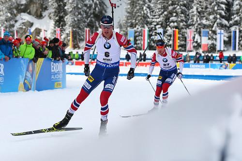 Братья Бё, Свенсен и Бьонтегорд пробегут спринт на ОИ-2018 в Пхенчхане