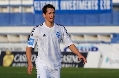 Александр Яковенко стал футбольным агентом