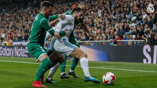 Реал – Леганес – 1:2. Обзор матча