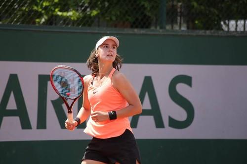 Калинина обыграла россиянку Клейбанову на турнире в США
