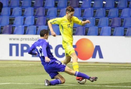 Сборная Украины U-17 вышла во второй этап Турнира развития