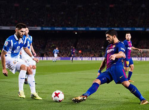 Барселона — Эспаньол — 2:0. Обзор матча