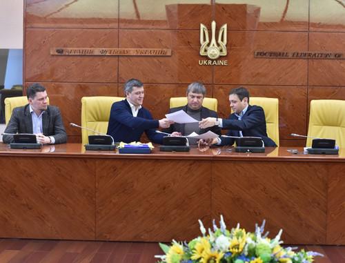 Асоціації футзалу України та Казахстану підписали Угоду про співпрацю