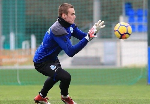 Коваль попал в запас Депортиво на матч против Леванте