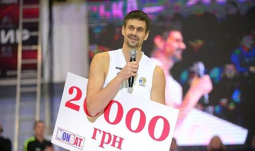 Олексій Онуфрієв побив рекорд зірок НБА в конкурсі триочкових