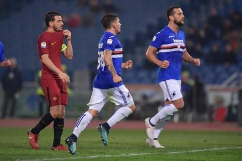 Рома - Сампдория - 0:1. Обзор матча. 28.01.2018